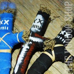 Voodoo Puppen