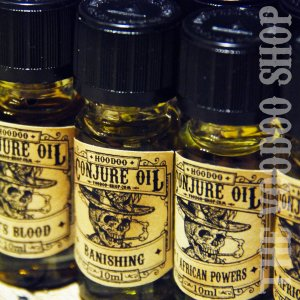 Magische Öle