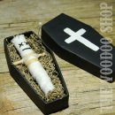 Coffin Doll white Protection
