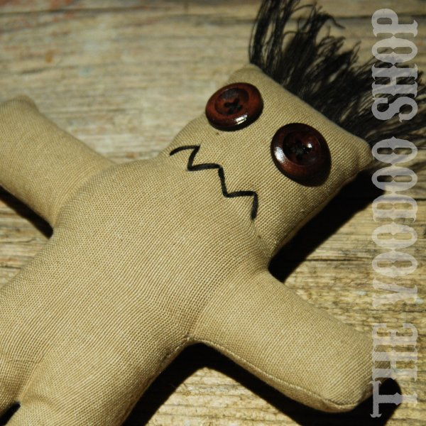 Darko Doll raw