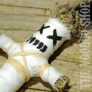 Wanga Doll White - Protection