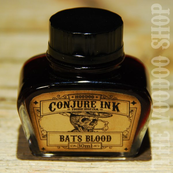Conjure Ink Bats Blood - Fledermaus Blut Tinte