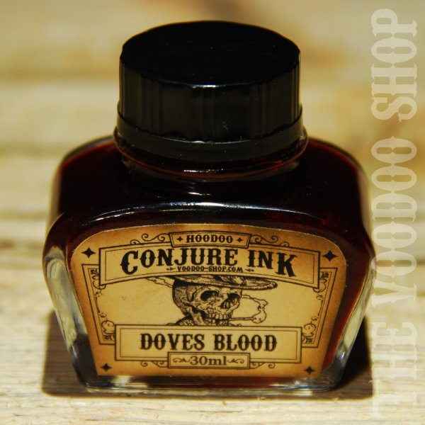 Conjure Ink Doves Blood - Taubenblut Tinte