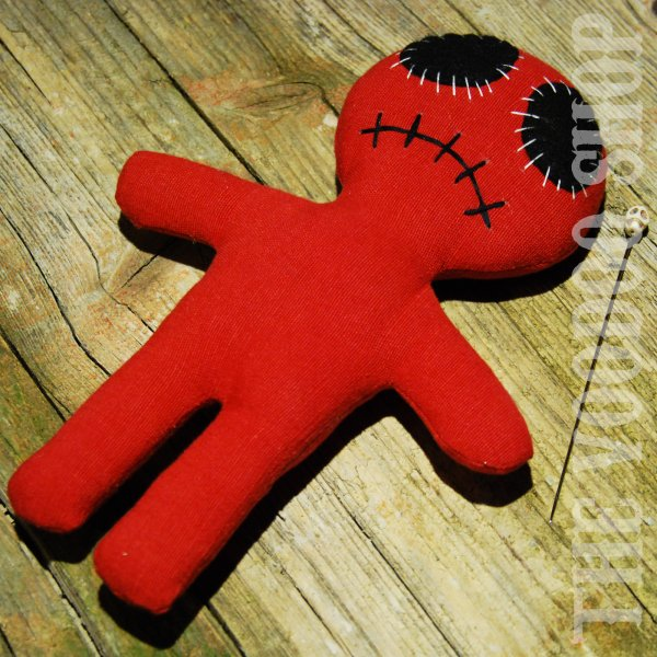 Dead Eye Doll red
