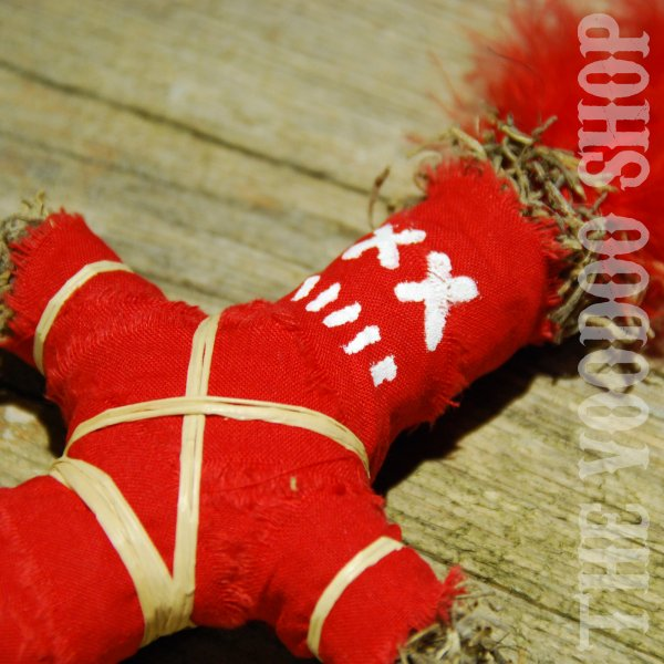 Wanga Doll red - Love Ritual